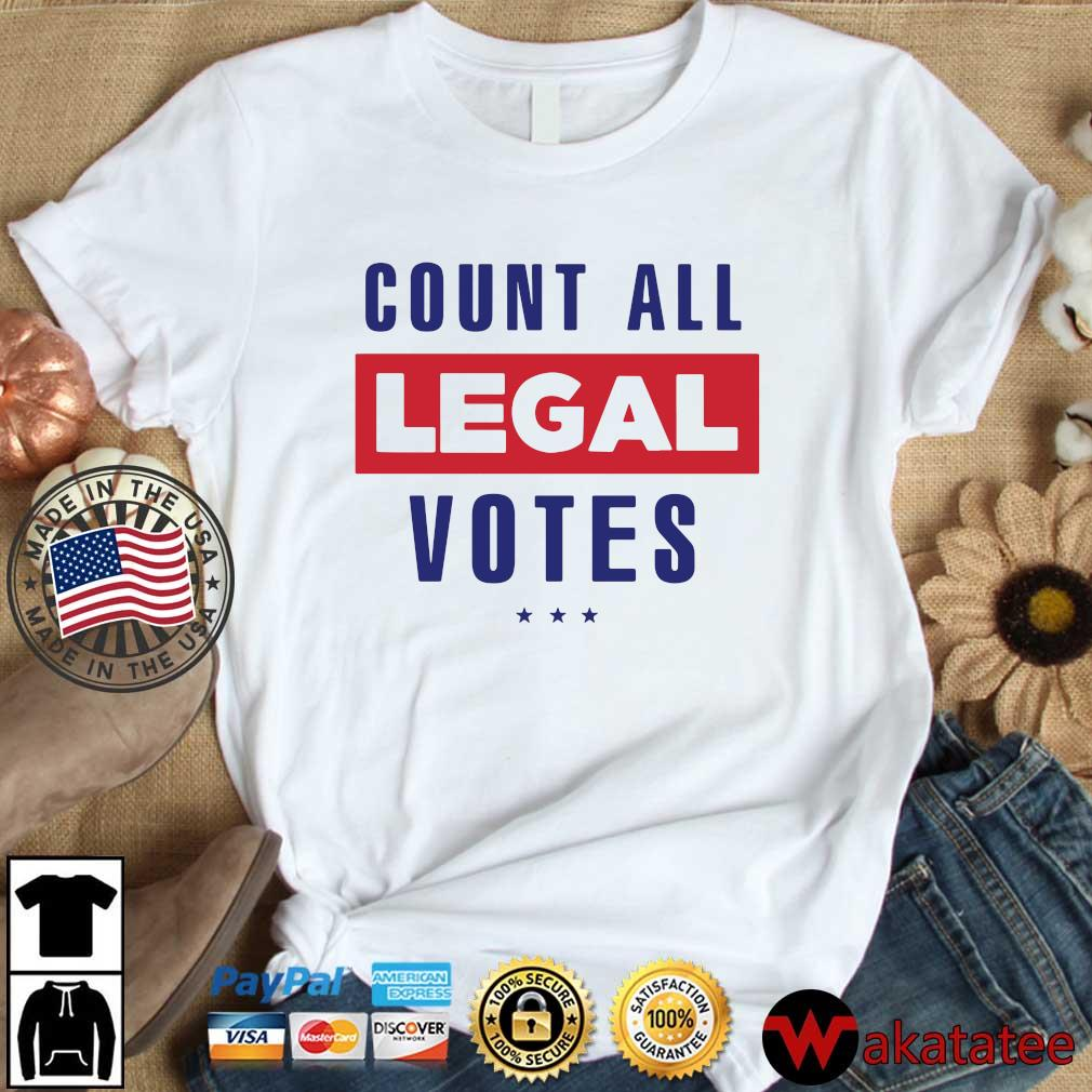 Count all legal votes s Wakatatee dai dien trang