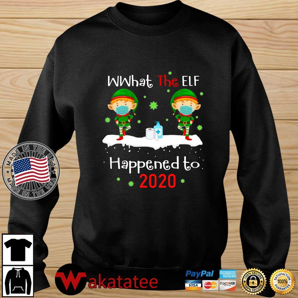What the Elf happened to 2020 Christmas sweater