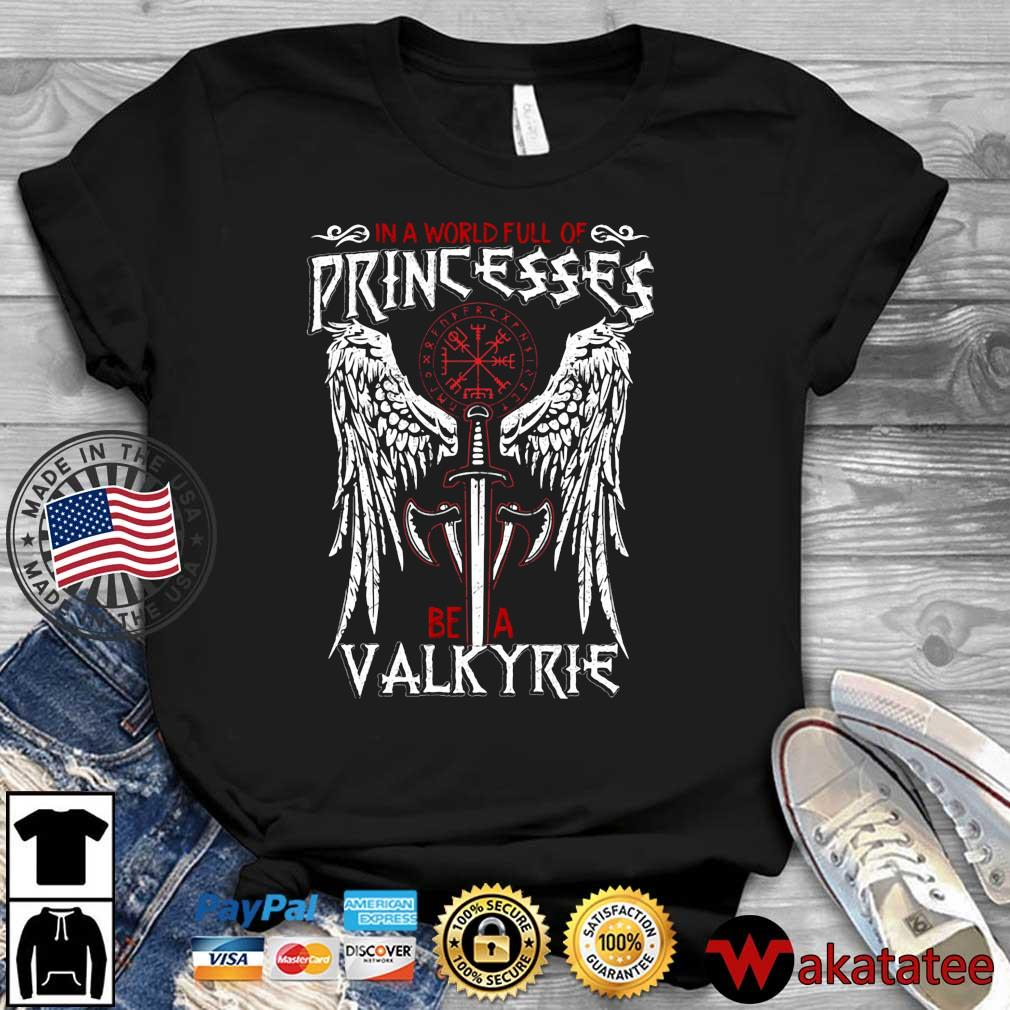 In a world full of princesses be a valkyrie s Wakatatee dai dien