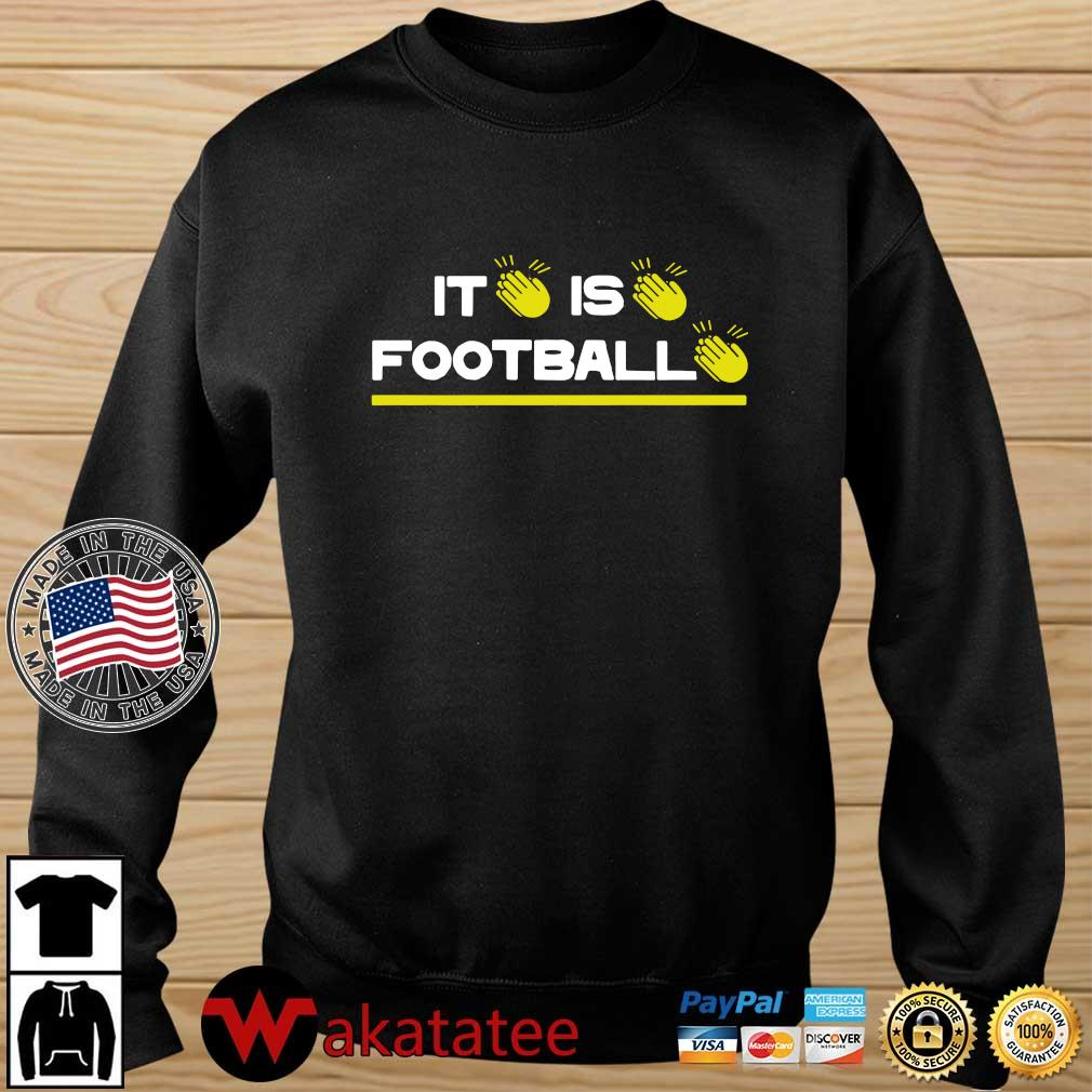 It is football shirt
