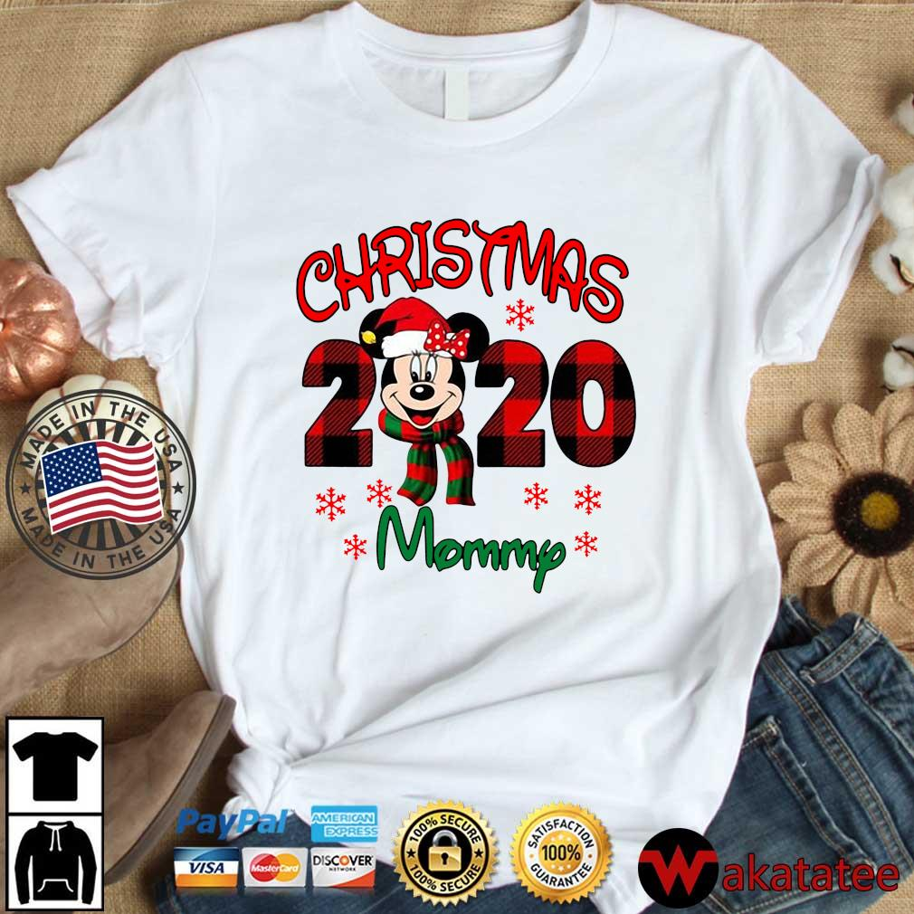 Mickey Mouse Christmas 2020 mommy sweater Wakatatee dai dien trang