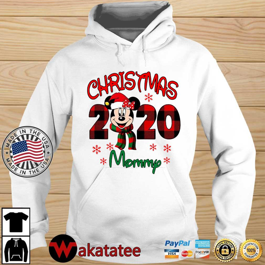 Mickey Mouse Christmas 2020 mommy sweater Wakatatee hoodie trang