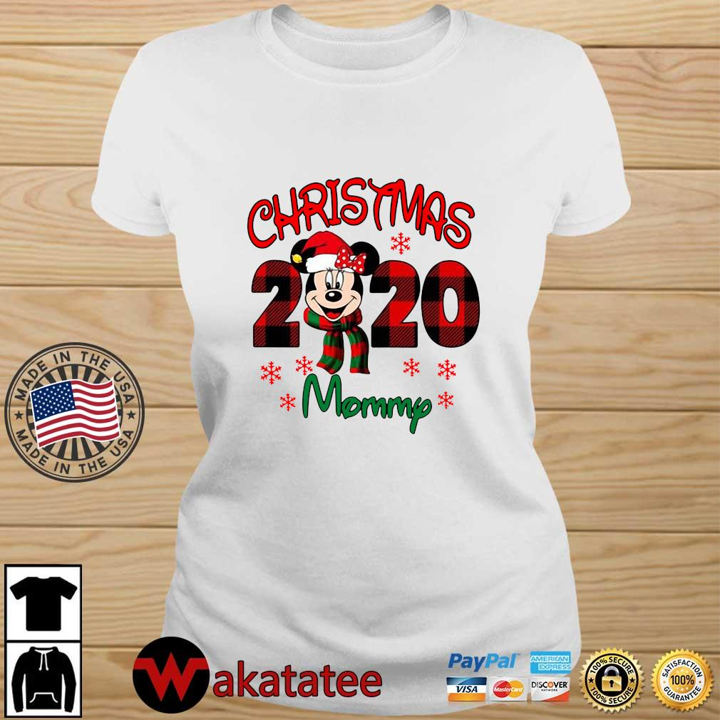 Mickey Mouse Christmas 2020 mommy sweater Wakatatee ladies trang