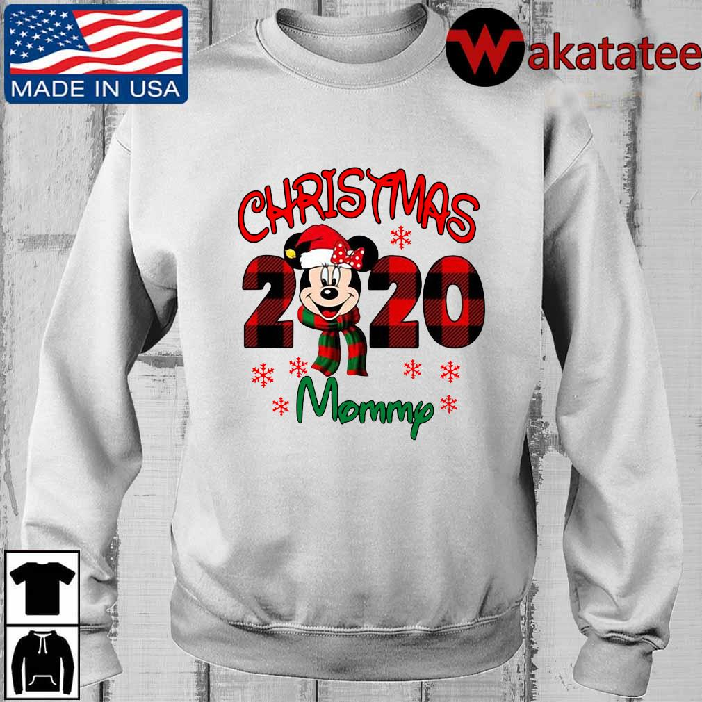 Mickey Mouse Christmas 2020 mommy sweater