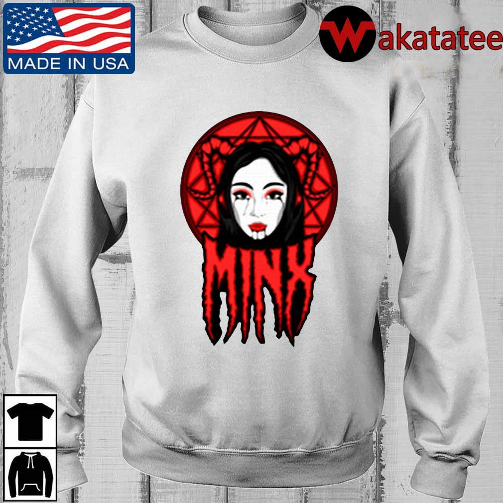 Minx Merch Minx Text Logo shirt